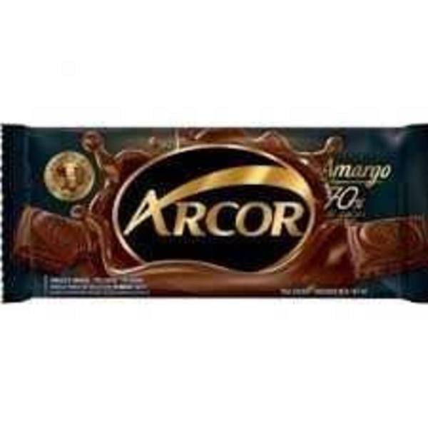 Chocolate ARCOR Amargo 70% 80g