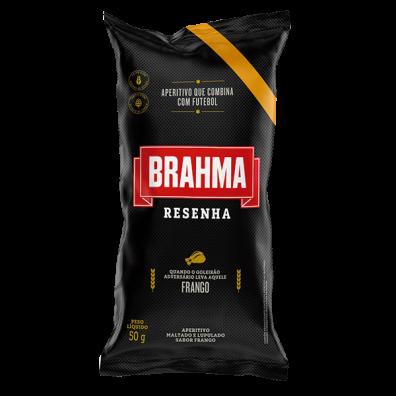 Salgadinho Brahma Resenha Aperitivo 50G Frango