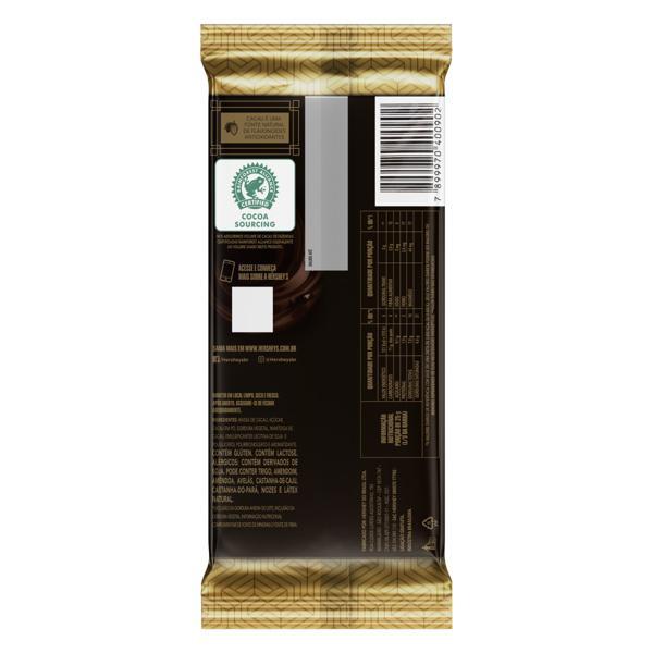 Chocolate Amargo 60% Cacau Hershey's Special Dark Pacote 85g