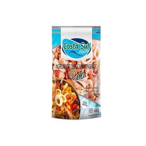 Paela Ingredientes COSTA SUL 400g