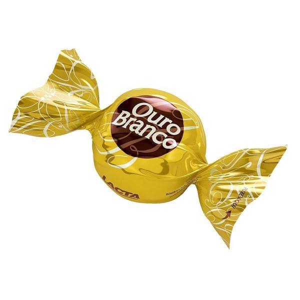 Chocolate LACTA Ouro Branco 20g