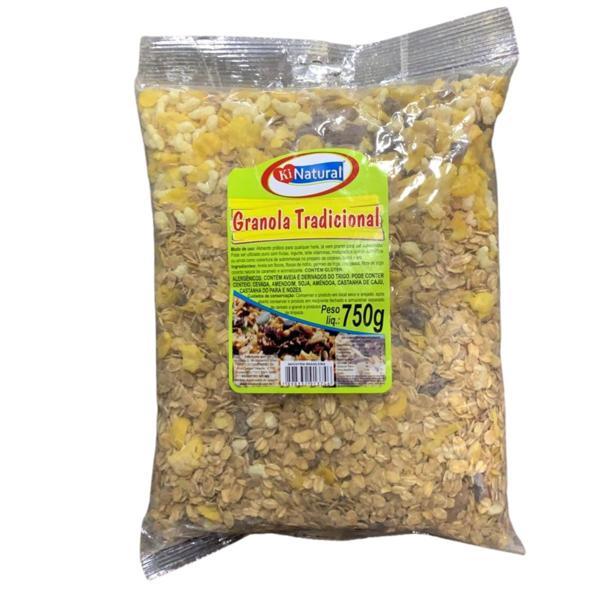 Granola Tradicional NATURAL LIFE 750g