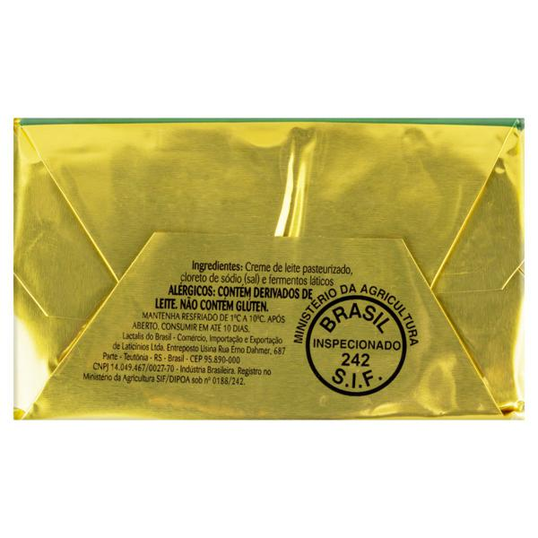 Manteiga Extra com Sal Président Gastronomique 200g