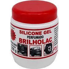 Silicone Gel Brilholac 250G Carro Novo