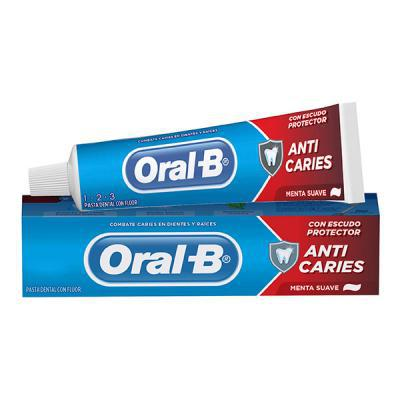 Creme Dental ORAL B 1-2-3 70g