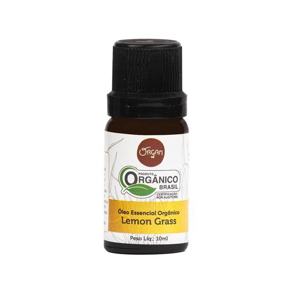 Óleo essencial lemongrass 10ml