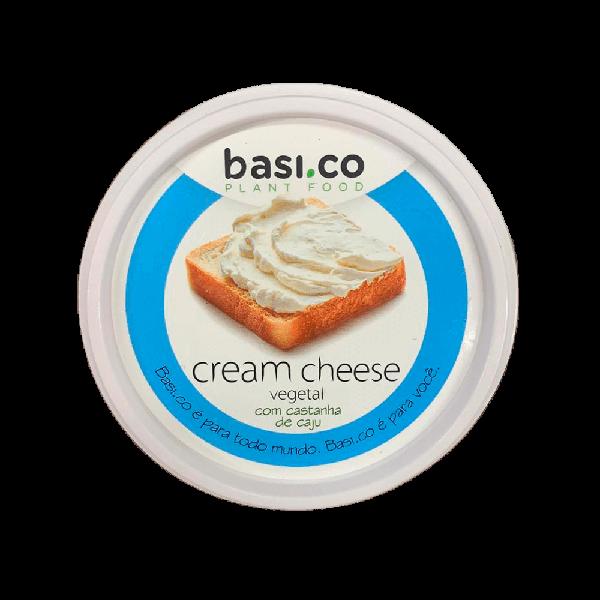 Creamcheese Castanha de Caju BASI.CO 150g