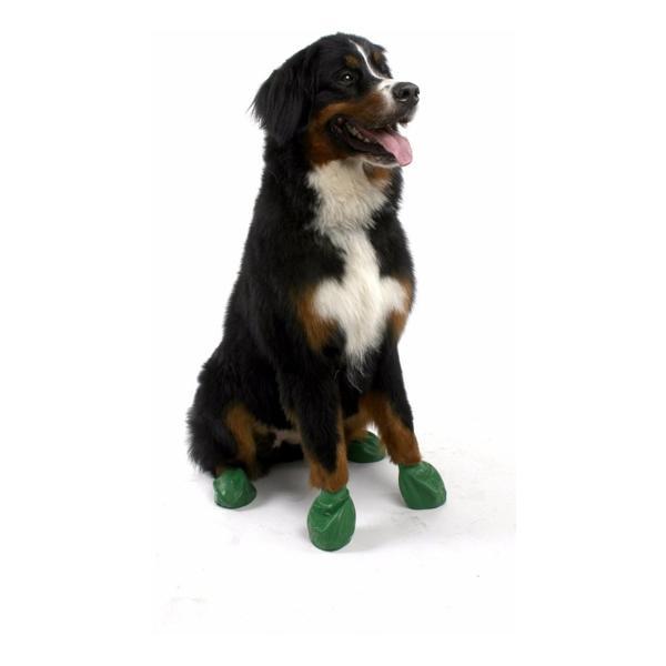 Pawz Dog Boots X LARGE COM 4 UNIDADES