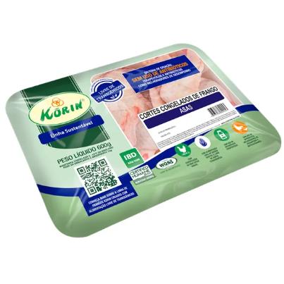 Asa de Frango Orgânica 600g - Korin