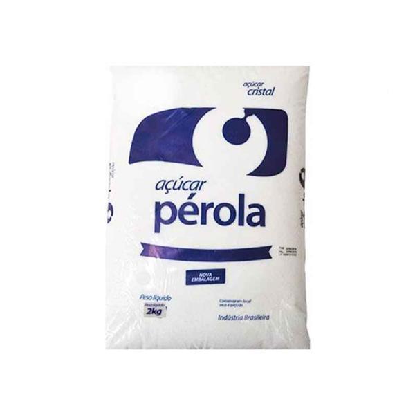 Açúcar Cristal PÉROLA 2Kg