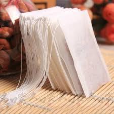 Kit saquinho infusor de chá (10 unidades)