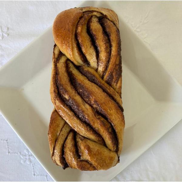 Pão de Canela 320g - Di Vó