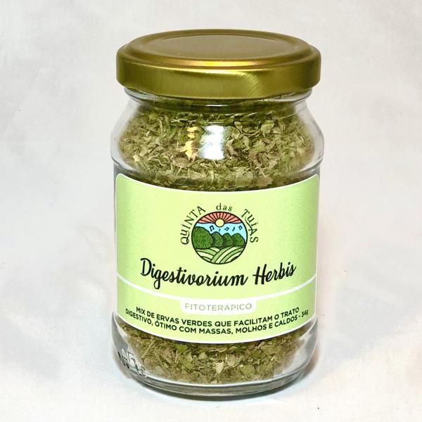 Tempero Funcional Digestivorium Herbis- Para Trato Digestório (Ervas) 46g
