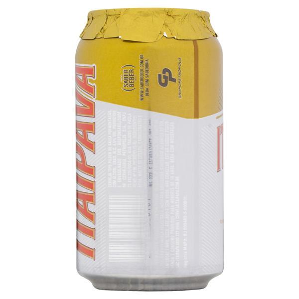 Cerveja Pilsen Itaipava Lata 350ml
