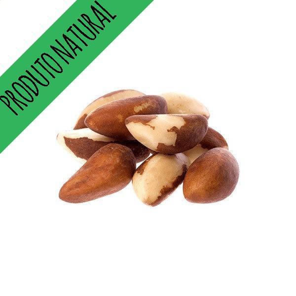 Castanha do Pará 100 gr - Produto Natural