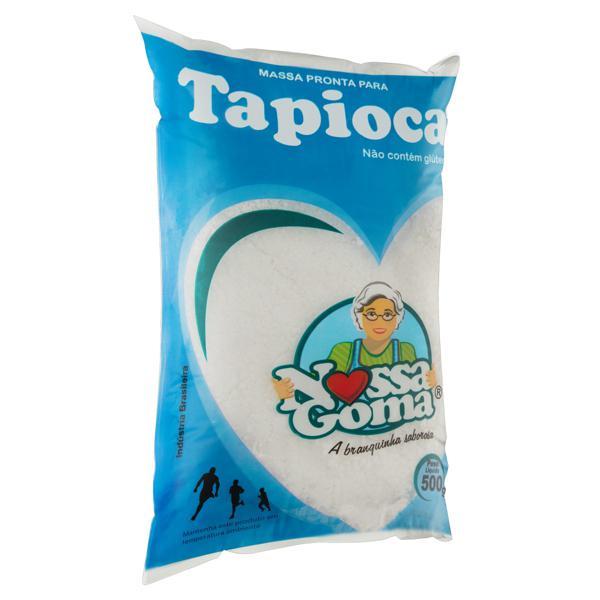 Tapioca Nossa Goma Pacote 500g