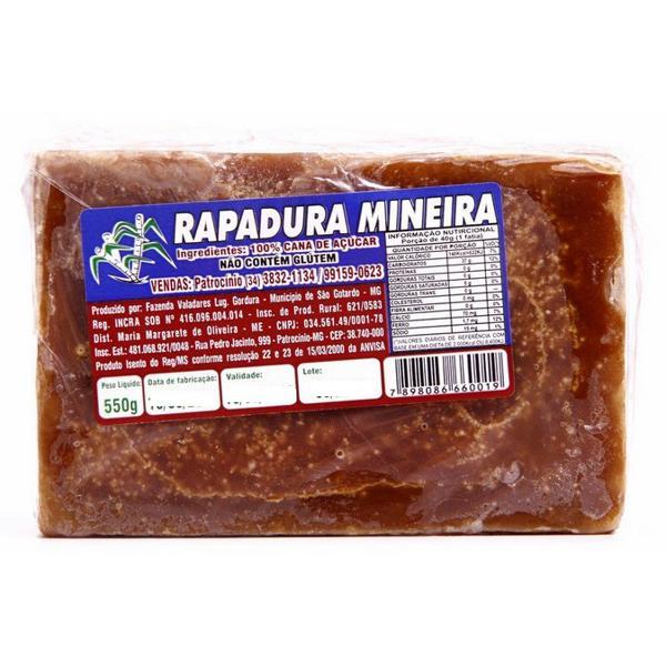 Rapadura Mineira 500g