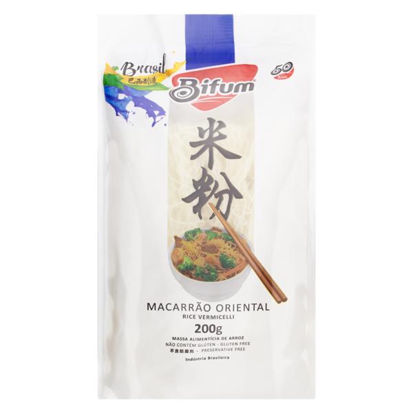 Macarrão Bifum Original S/Gluten 200G
