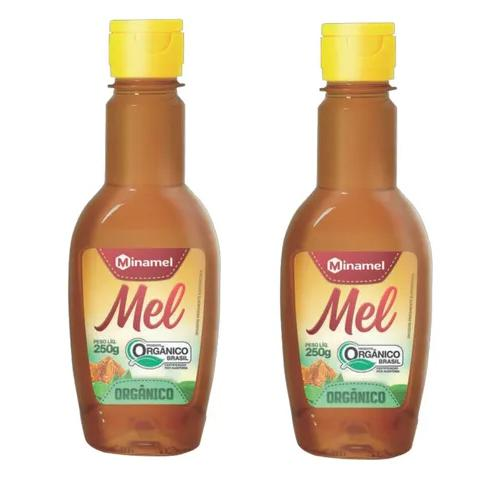Mel Orgânico MINAMEL 250g