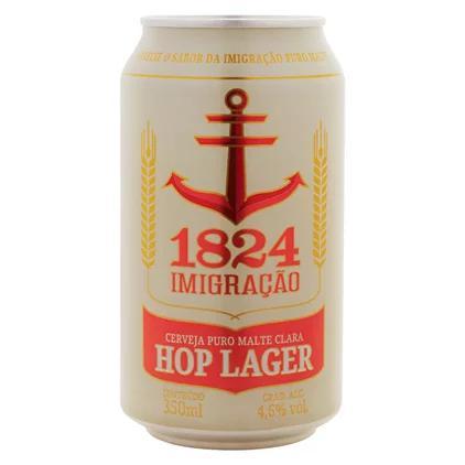 Cerveja Imigração Hop Lager 350Ml