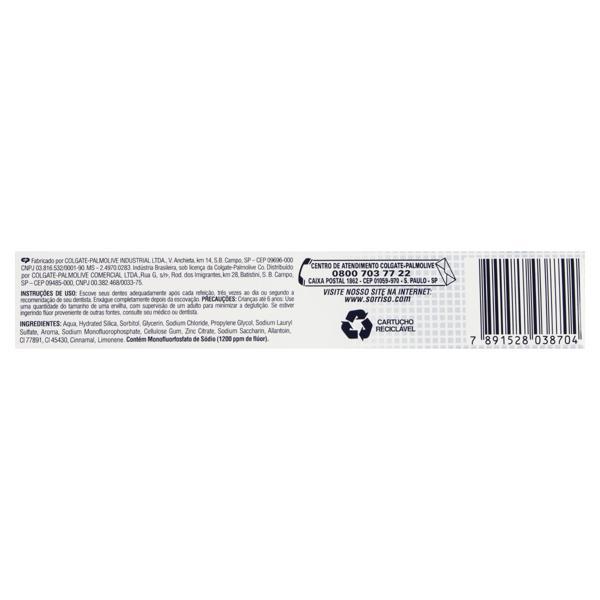 Creme Dental Antiplaca Prevent Caixa 90g