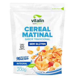 Cereal matinal integral ( produto não orgânico) 200G