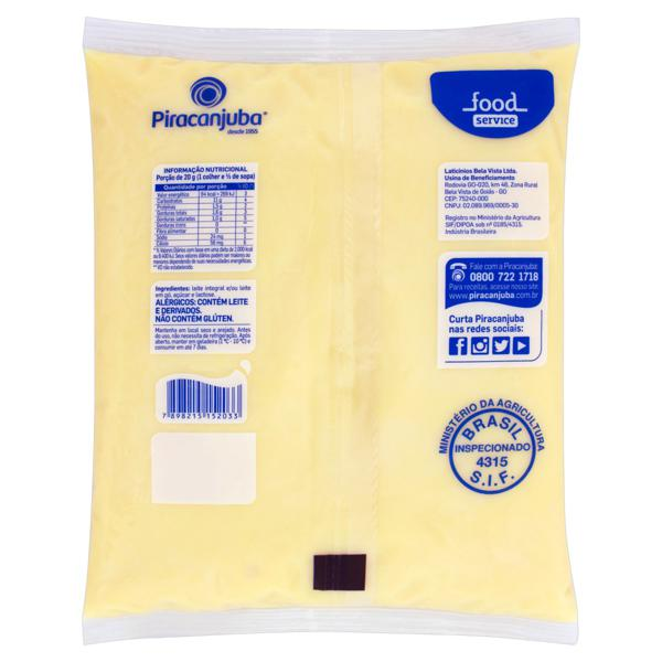 Leite Condensado Piracanjuba Pacote 2,5kg