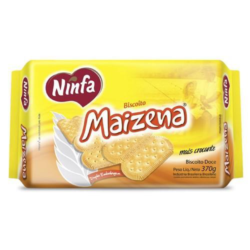 Biscoito NINFA Maizena 370g