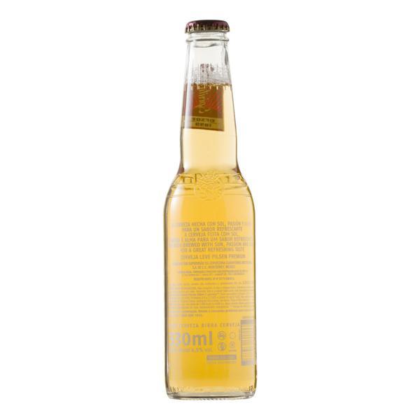 Cerveja Pilsen Sol Garrafa 330ml