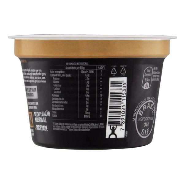 Iogurte Desnatado Coco Cremoso Zero Lactose YoPRO 15g High Protein Pote 160g