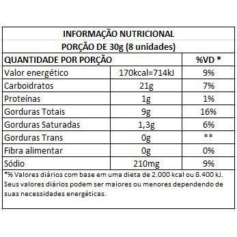 Biscoito Escaldado Nhac 150g