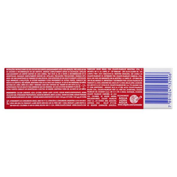 Creme Dental Menta Refrescante Colgate Máxima Proteção Anticáries Caixa 50g