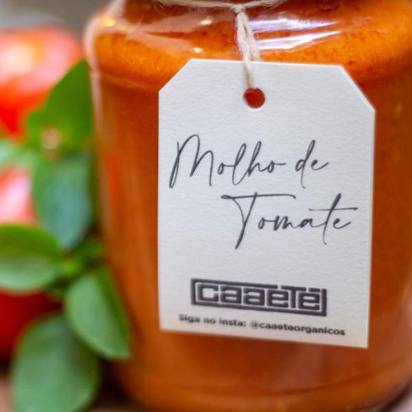 Molho de Tomate Temperado 580g