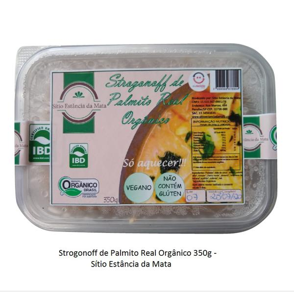 Strogonoff de Palmito Real (350g)