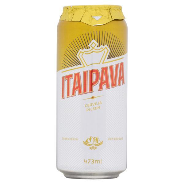 Cerveja Pilsen Itaipava Lata 473ml