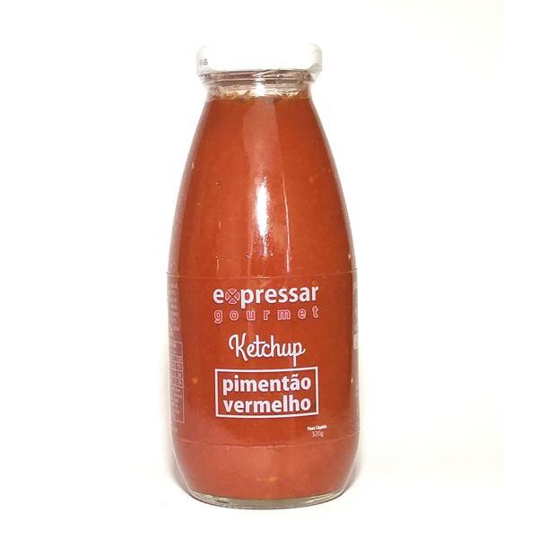 Ketchup de Pimentão Vermelho 320g - Expressar Gourmet