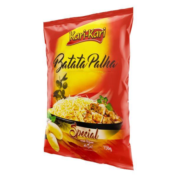 Batata Palha Kari-Kari Special Pacote 150g