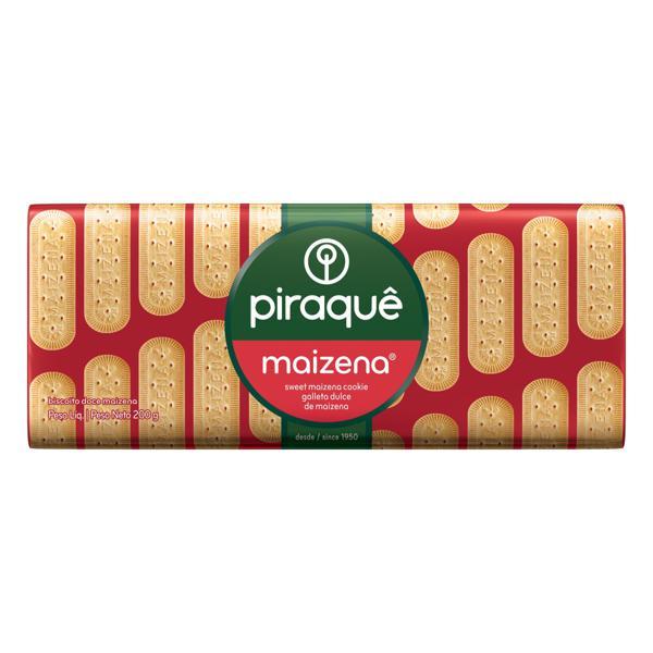 Biscoito Maisena Piraquê Pacote 200g