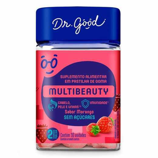 Suplemento Alimentar DR.GOOD Multibeauty Diet 30 Unidades