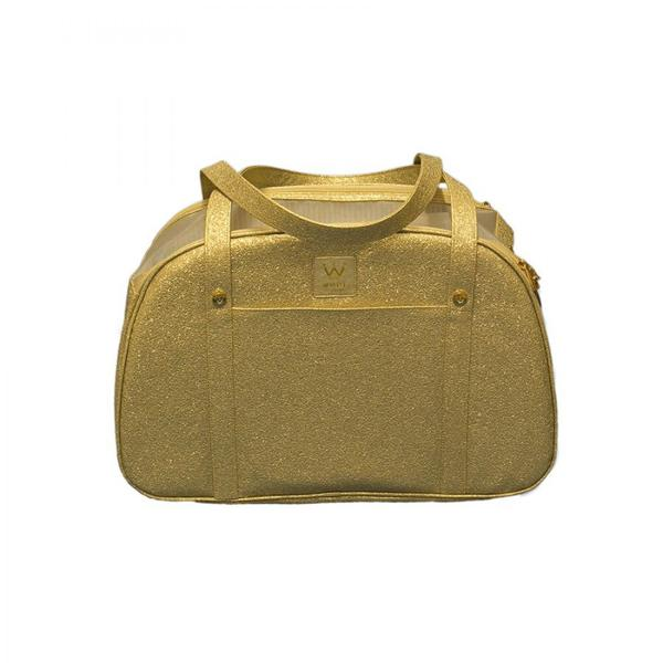 Bolsa De Transporte Gliter TU Ouro Light - Woof Classic