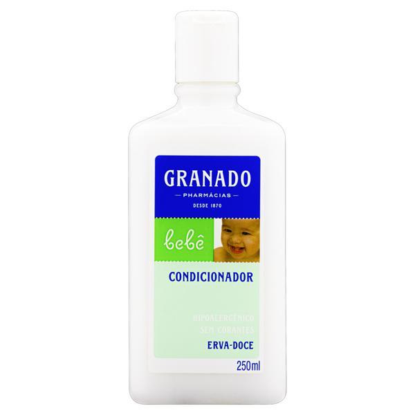 Condicionador Bebê Erva-Doce Granado Frasco 250ml