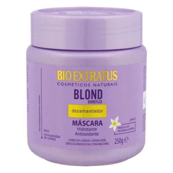 Creme de Tratamento Desamarelador Bio Extratus Blond Bioreflex Pote 250g