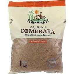 Açúcar Demerara BREJEIRA 1kg