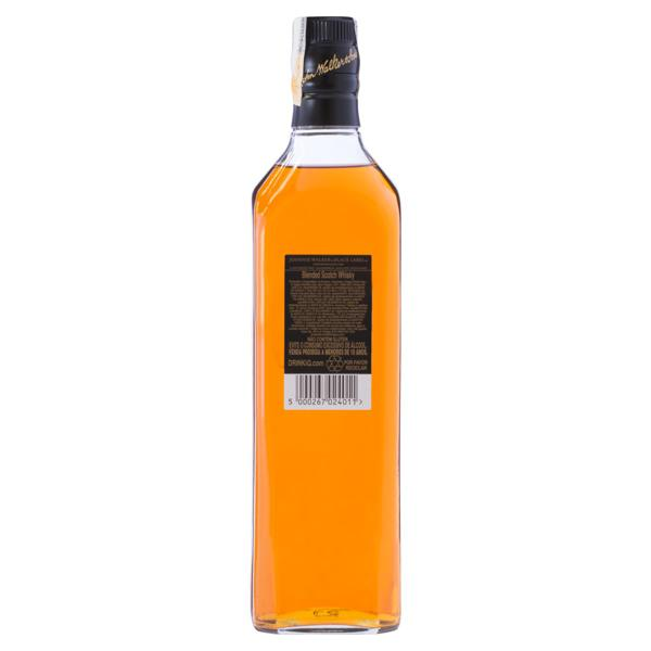 Whisky Escocês Blended Johnnie Walker Black Label Garrafa 750ml