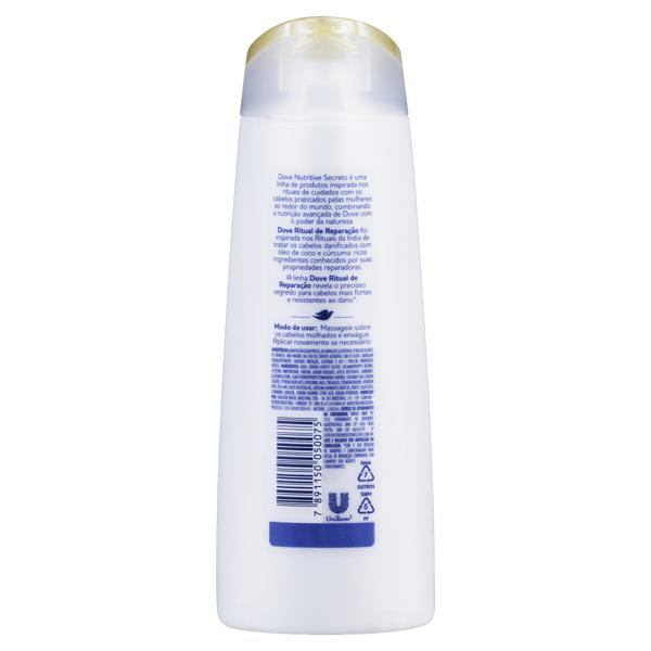 Shampoo Dove Nutritive Secrets Ritual de Reparação Frasco 200ml