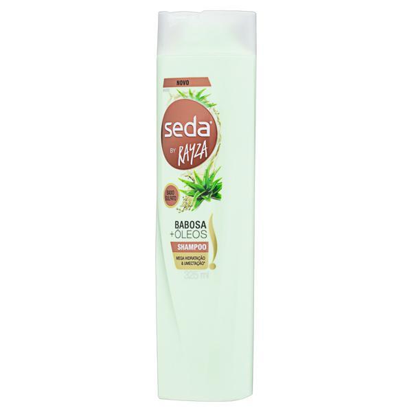 Shampoo Seda Babosa e Óleos by Rayza Frasco 325ml