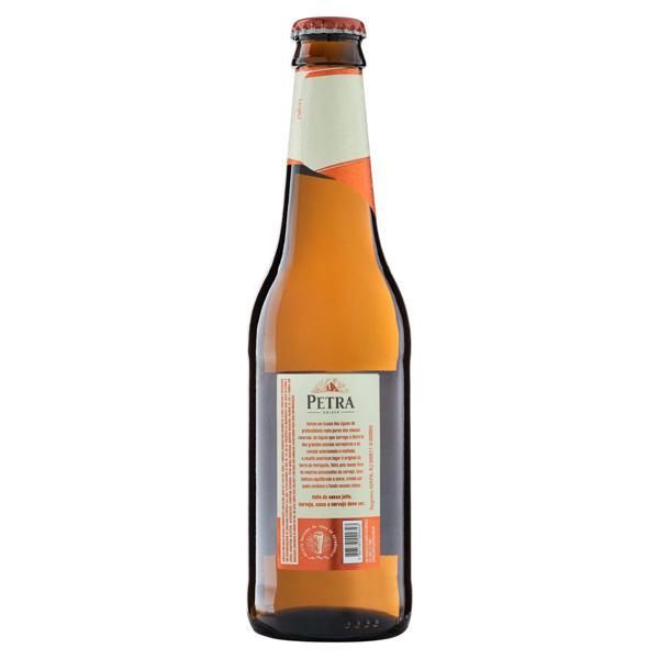 Cerveja American Lager Puro Malte Petra Origem Garrafa 355ml
