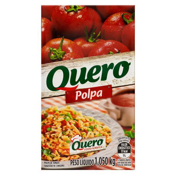 Polpa de Tomate Quero Caixa 1,05kg