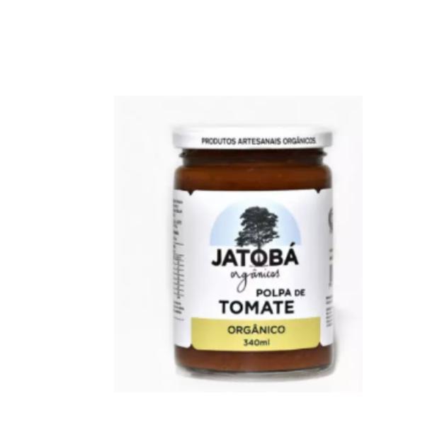Polpa de Tomate Jatobá 340ml