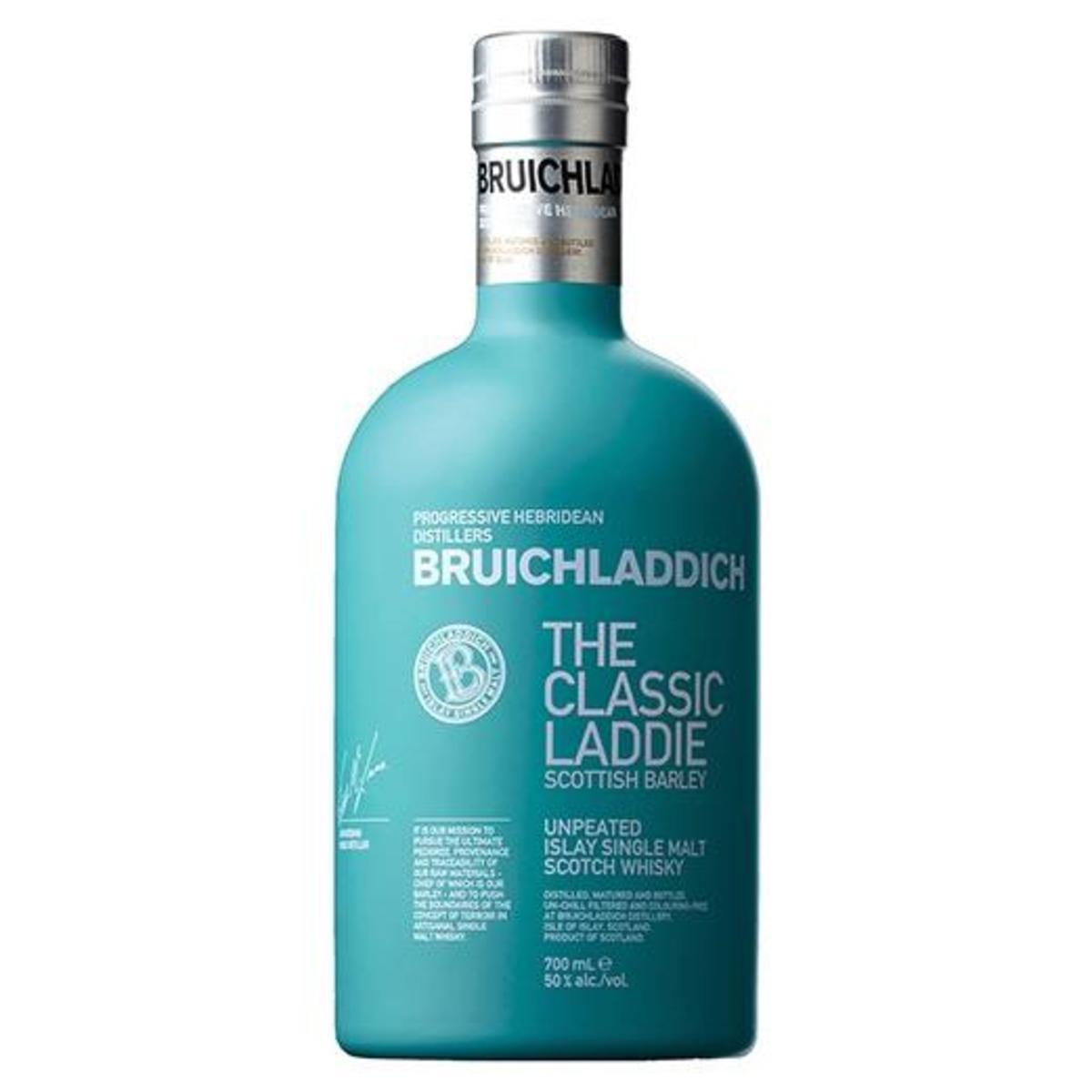Whisky Bruichladdich Classic Laddie  Single Malt 700ml